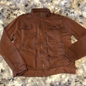 Other - Brown Cotton Jacket